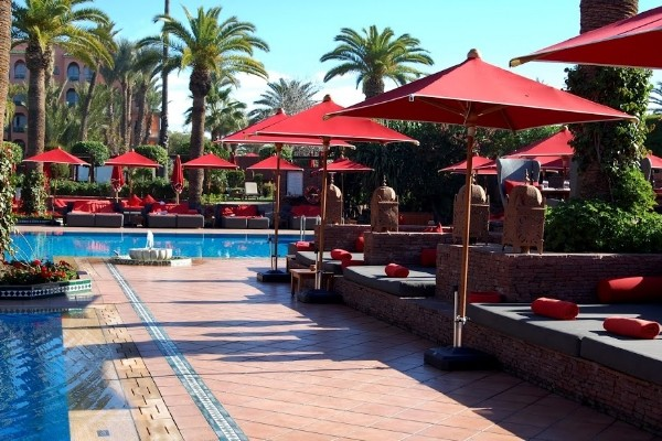 Piscine - Sofitel Marrakech Lounge And Spa