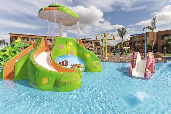 Aquapark - Jumbo Marrakech Palmeraie