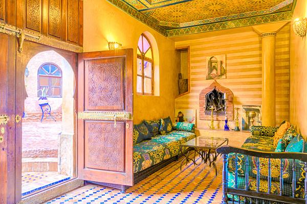 Autres - Hôtel Kasbah Le Mirage 4* Marrakech Maroc