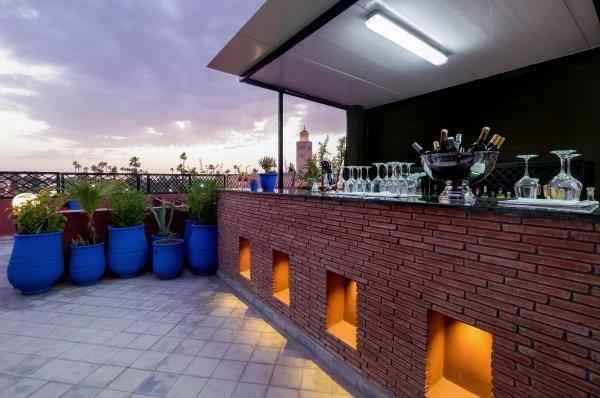 Bar - Riad Riad Marrakech by Hivernage 3* Marrakech Maroc