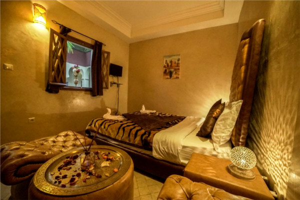 Chambre - Amya 4* Marrakech Maroc