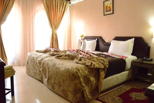 Chambre - Diwane Hotel & Spa 4* Marrakech Maroc
