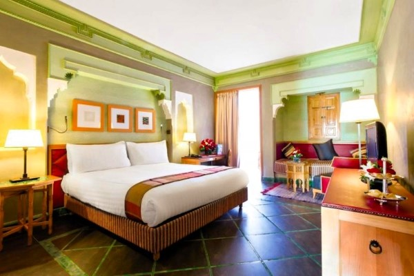 Chambre - Club FTI Voyages Les Jardins De L'Agdal 5* Marrakech Maroc