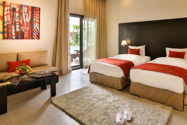 Chambre - Kech Boutique Hotel & Spa 4* Marrakech Maroc