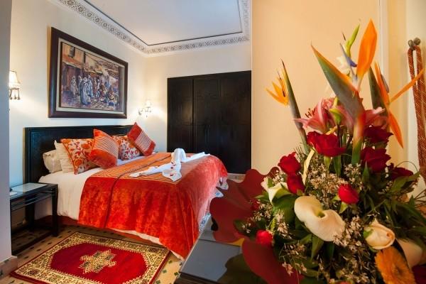 Chambre - Le Caspien 3* Marrakech Maroc