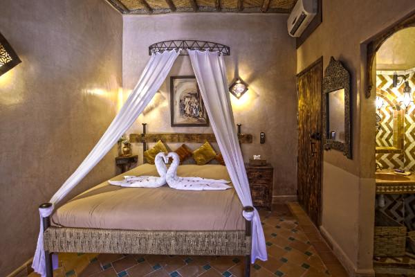 Chambre - Kasbah Le Mirage 4* Marrakech Maroc