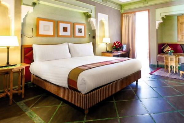 Chambre - Hôtel Les Jardins de L'Agdal & Spa 5* Marrakech Maroc