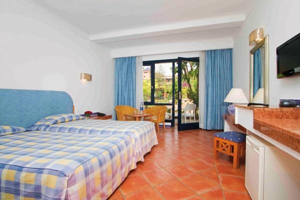 Chambre - Hôtel Riu Tikida Garden 4* Marrakech Maroc