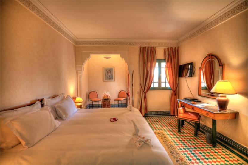 Chambre - Hôtel Sangho Privilège Marrakech 3* Marrakech Maroc