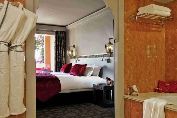 Chambre - Hôtel Sofitel Marrakech Palais Imperial 5* Marrakech Maroc