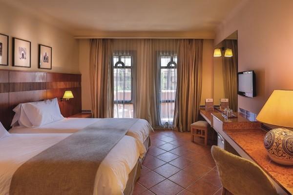 Chambre - Hôtel TUI SENSIMAR Tikida Garden 4* Marrakech Maroc