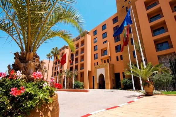 Facade - Atlas Medina & Spa 5* Marrakech Maroc