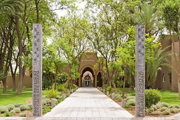 Facade - Barceló Palmeraie 5* Marrakech Maroc