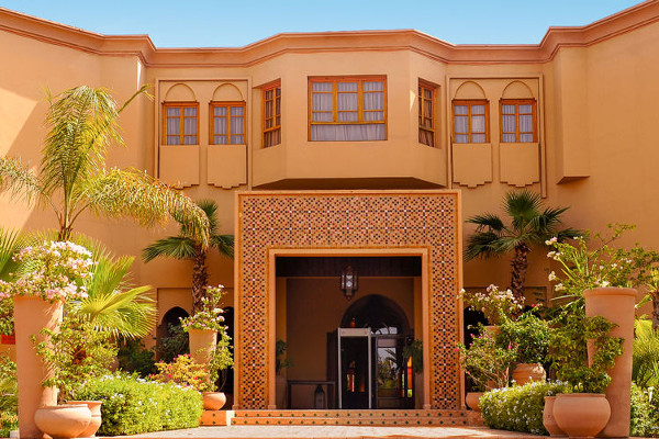 Facade - Club Kappa Club Iberostar Palmeraie Marrakech 4* Marrakech Maroc