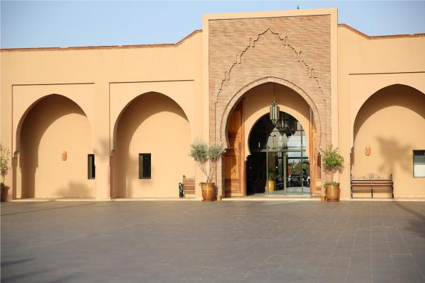 Facade - Club Lookéa Dar Atlas 4* Marrakech Maroc