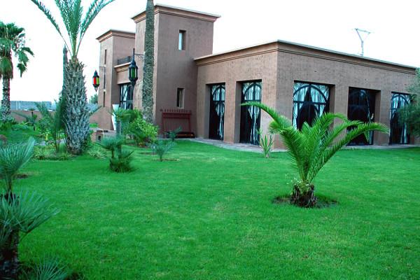 Facade - Palais Jena 4* Marrakech Maroc