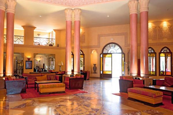 Hall - Club Jumbo Marrakech Palmeraie 4* Marrakech Maroc