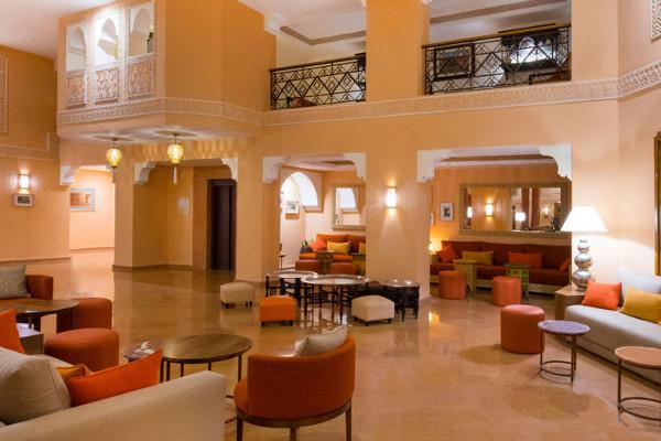 Hall - Club Kappa Club Iberostar Palmeraie Marrakech 4* Marrakech Maroc
