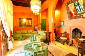 Vacances Marrakech: Riad Ravel