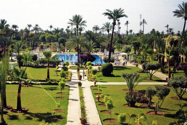 Parc - Club Jumbo Marrakech Palmeraie 4* Marrakech Maroc