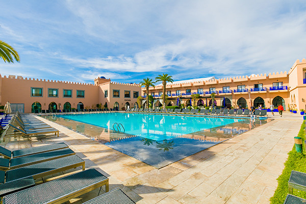 Piscine - Adam Park And Spa 5* Marrakech Maroc