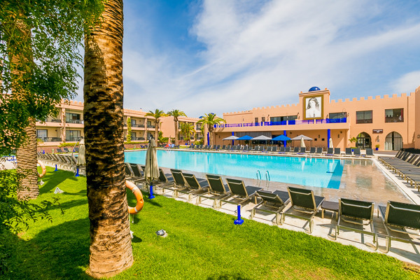 Piscine - Adam Park And Spa 5* Marrakech Maroc