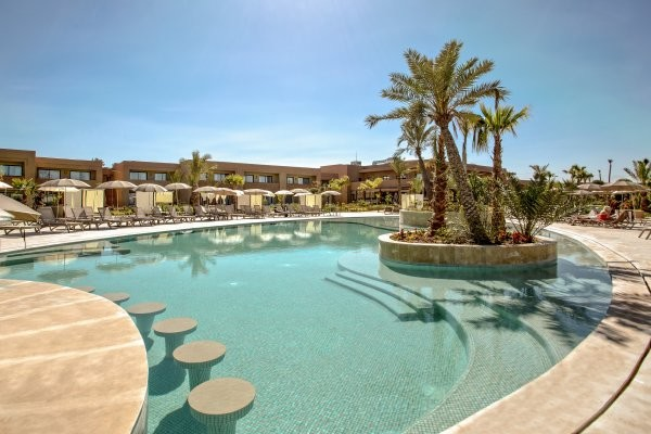 Piscine - Hôtel Adult Only Be Live Collection Marrakech 5* Marrakech Maroc