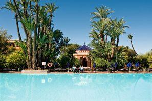 Maroc-Marrakech, Hôtel Adult Only Riu Tikida Garden