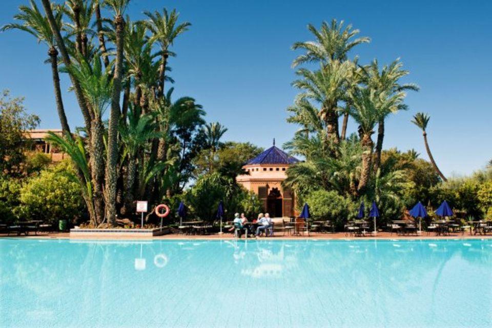 Hôtel Adult Only Riu Tikida Garden Marrakech & Villes Impériales Maroc
