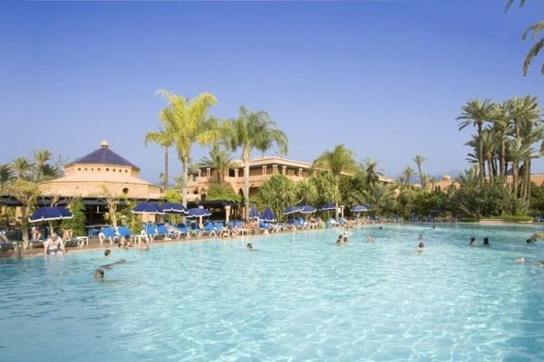 Piscine - Hôtel Adult Only Riu Tikida Garden 4* Marrakech Maroc