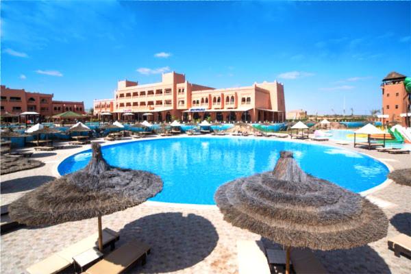 Piscine - Hôtel Aqua Fun Club Marrakech 4* Marrakech Maroc
