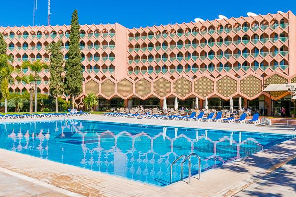 voyage maroc hotel marrakech