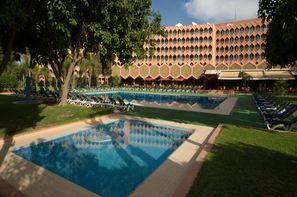 Maroc - Marrakech, Hôtel Atlas Asni 4*