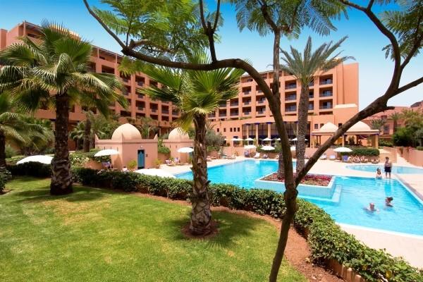 Piscine - Atlas Medina & Spa 5* Marrakech Maroc