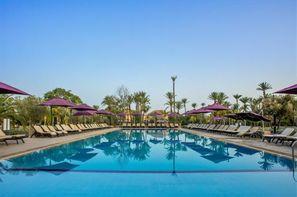 Maroc-Marrakech, Hôtel Barcelo Palmeraie