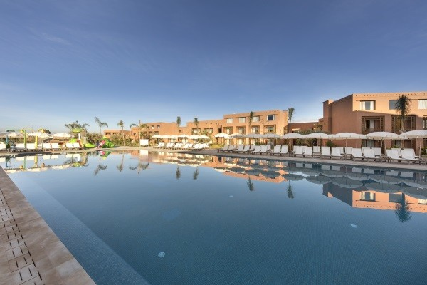 Piscine - Be Live Experience Marrakech Palmeraie