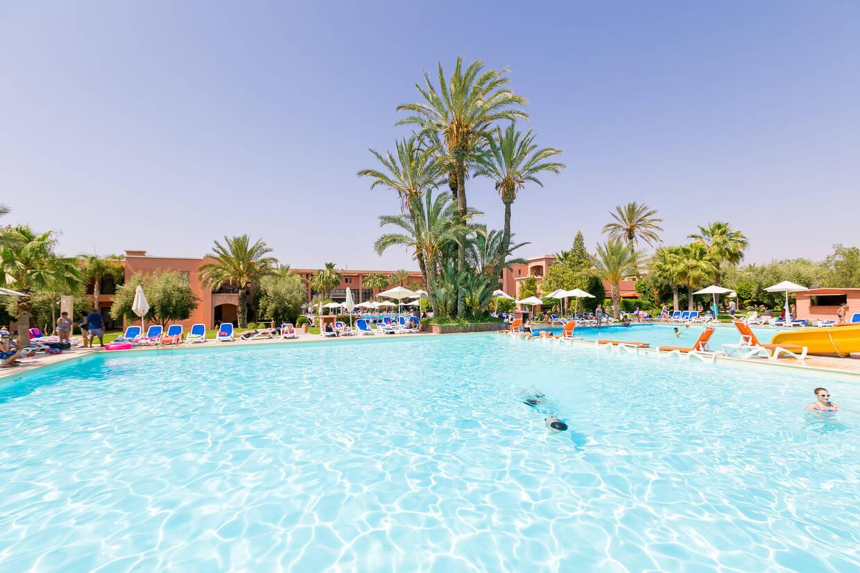 Piscine - Club Jumbo Labranda Targa Aqua Parc 4* Marrakech Maroc