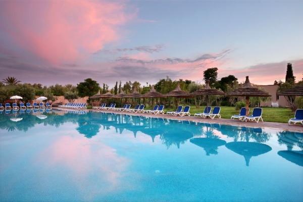 Piscine - Club Coralia Dar Atlas Resort & Spa 4* Marrakech Maroc