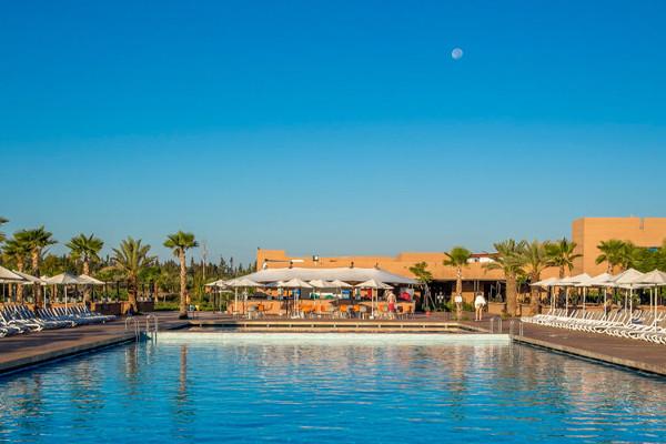 H tel coralia marrakech marrakech maroc go voyages for Hotel marrakech pas cher avec piscine
