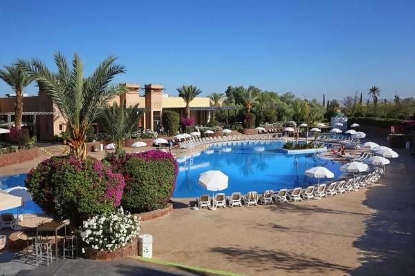 Piscine - Club Dar Atlas 4* Marrakech Maroc