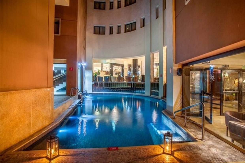 Piscine - Hôtel Dellarosa Boutique Hotel 4* Marrakech Maroc