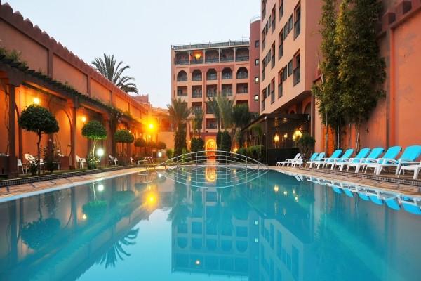 H tel diwane spa marrakech maroc fram for Salon paris marrakech