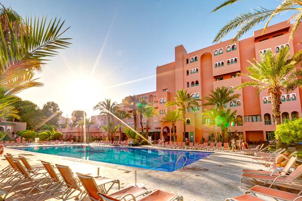 Piscine - Club Framissima Les Idrissides Aqua Parc (sans transport) 4* Marrakech Maroc