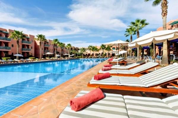 Piscine - Club FTI Voyages Les Jardins De L'Agdal 5* Marrakech Maroc