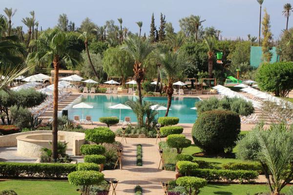 Piscine - Club Kappa Club Iberostar Palmeraie Marrakech 4* Marrakech Maroc
