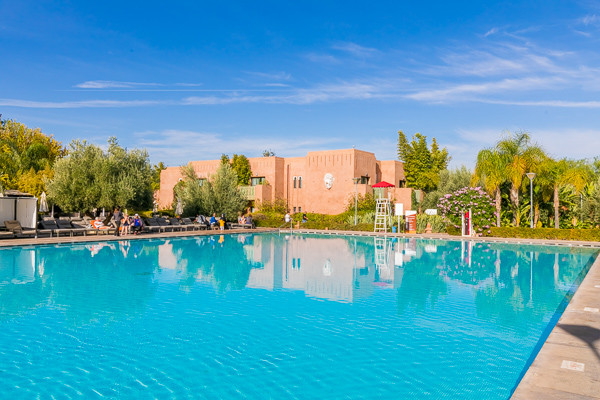 Piscine - Hôtel Kenzi Agdal 5* Marrakech Maroc