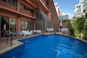 Maroc-Marrakech, Hôtel Le Caspien