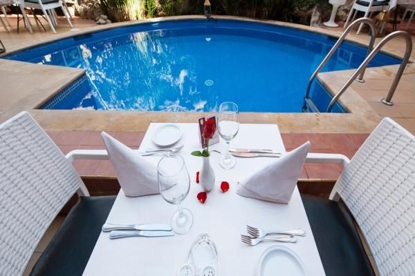 Piscine - Hôtel Le Caspien 3* Marrakech Maroc