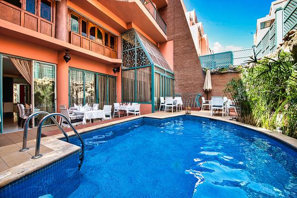 piscine - Le Caspien