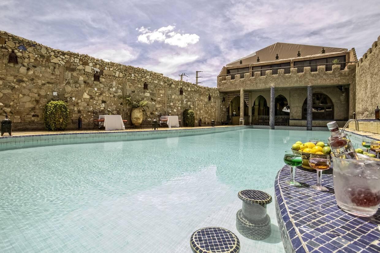 Piscine - Le Kasbah Mirage Marrakech Maroc
